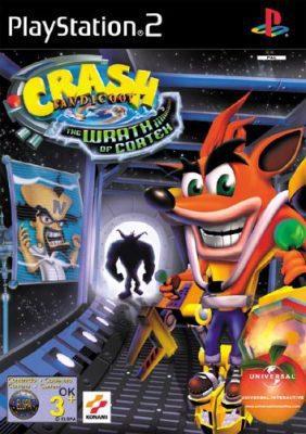 Crash Bandicoot Wrath of Cortex (PS2)