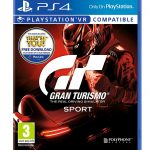 Gran Turismo Sport - VR Compatible Not Required (PS4)
