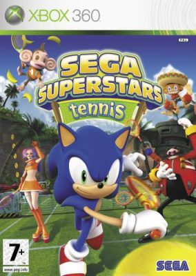 SEGA Superstars Tennis (Xbox 360)
