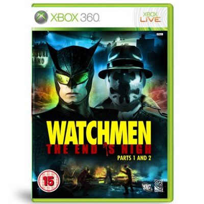 Watchmen The End is Nigh - Parts 1 and 2 (Xbox 360)