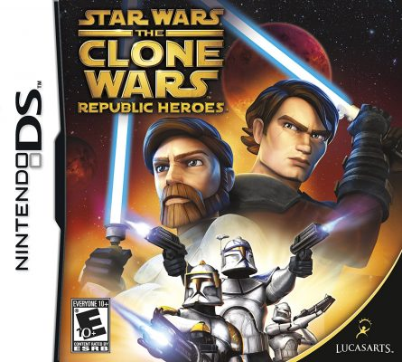 Star Wars Clone Wars Republic Heroes (Nintendo DS)