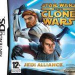 Star Wars The Clone Wars Jedi Alliance (Nintendo DS)