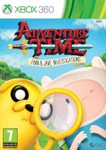 Adventure Time Finn and Jake Investigations (Xbox 360)
