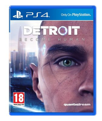 Detroit Become Human (PS4) (NEW)