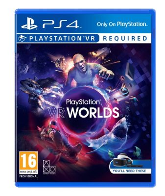 Playstation VR Worlds (PSVR)