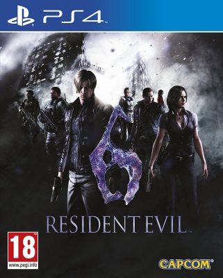 Resident Evil 6 Remastered (PS4)