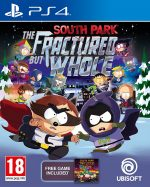 South Park The Fractured But Whole (NO DLC) (PS4)
