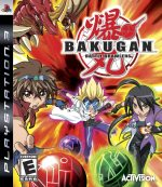Bakugan Battle Brawlers (PS3)