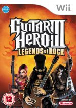 Guitar Hero III Legends of Rock Game Only (Wii)