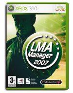 LMA Manager 2007 (Xbox 360)