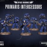 Space Marines Primaris Intercessors (Games Workshop) (NEW)