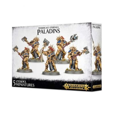 Stormcast Eternals Paladins (Games Workshop) (NEW)