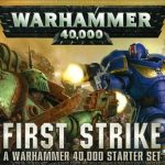 Warhammer 40,000 First Strike Starter Set (Games Workshop) (NEW)