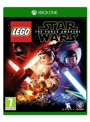 LEGO Star Wars The Force Awakens (Xbox One)