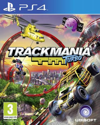 TrackMania Turbo (PS4) (PSVR Compatible)