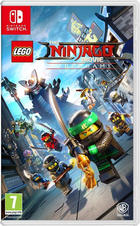 LEGO Ninjago Movie Videogame (Nintendo Switch)