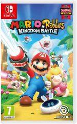 Mario + Rabbids Kingdom Battle (Nintendo Switch)
