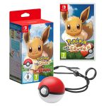 Pokémon Let's Go Eevee! Including Poké Ball Plus (Nintendo Switch)