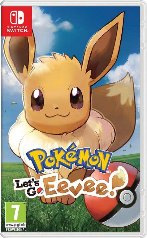 Pokémon Let's Go, Eevee! (Nintendo Switch)
