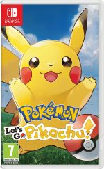 Pokémon Let's Go, Pikachu! (Nintendo Switch)