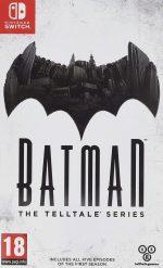 Batman Season 1 Telltale (Nintendo Switch)
