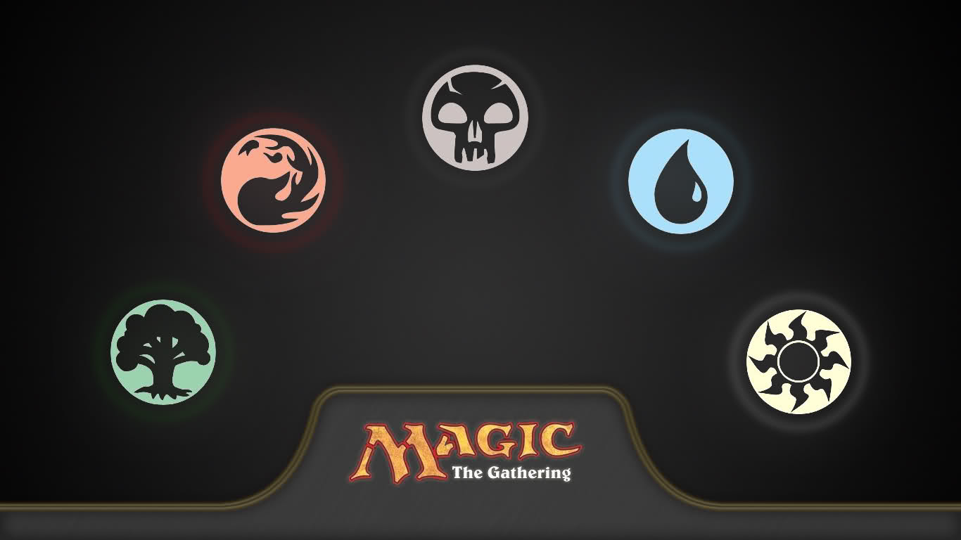 Magic the Gathering Colours