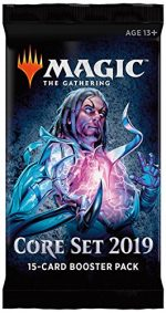 3x Magic The Gathering Core Set 2019 Booster Packs