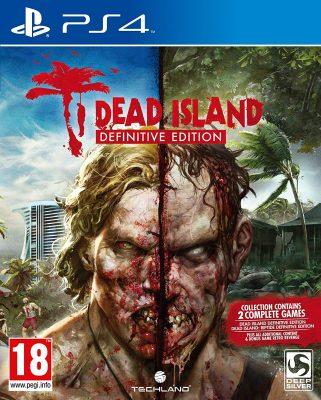Dead Island Only (No Riptide Retro DLC) (PS4)