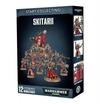Start Collecting Skitarii (NEW)