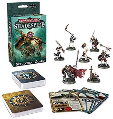 Underworlds Shadespire Sepulchral Guard (NEW)