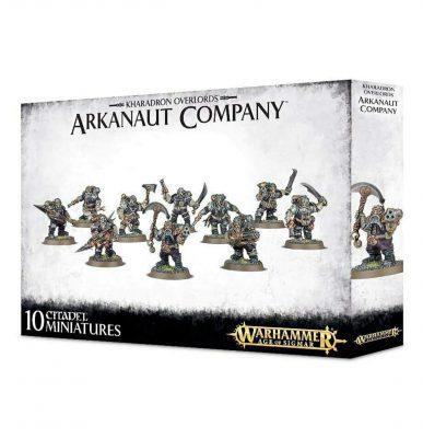 Arkanaut Company Kharadron Overlords