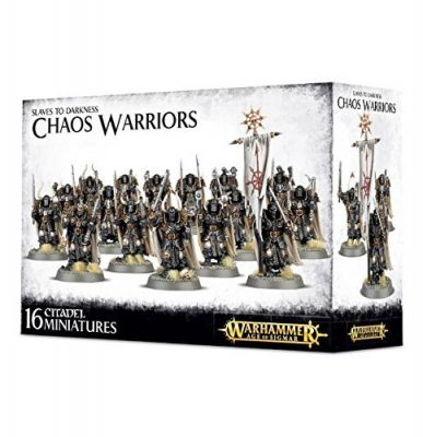 Chaos Warriors Slaves to Darkness