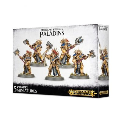 Paladins Stormcast Eternals