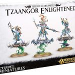 Tzaangor Enlightened Disciples of Tzeentch
