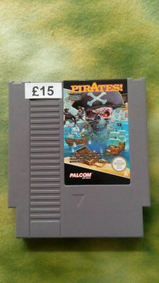 Pirates unboxed (NES)