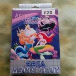 Ariel Little Mermaid Game Gear