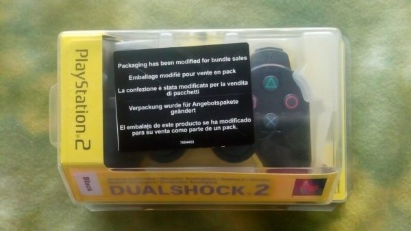 Official Sealed PS2 Controller