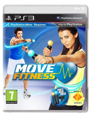 Move Fitness - Move Required (PS3)