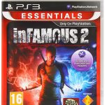 inFamous 2 PlayStation 3 Essentials (PS3)
