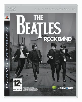 Beatles Rock Band (PS3) (Game Only)