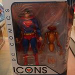 "DC ICONS - SUPERMAN - 6"" Action Figure NEW"