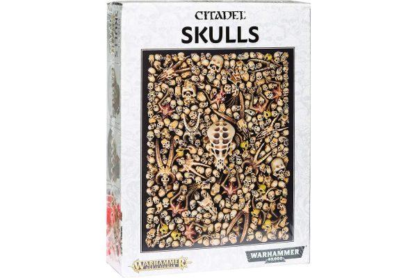 Games Workshop Citadel Skulls Miniature