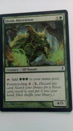 Elvish Aberration (Conspiracy) Magic the Gathering (MTG)