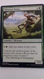 Llanowar Envoy (Dominaria) Magic the Gathering (MTG)