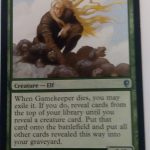 Gamekeeper (Conspiracy) Magic the Gathering (MTG)