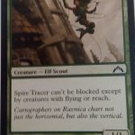 Spire Tracer (Gatecrash) Magic the Gathering (MTG)