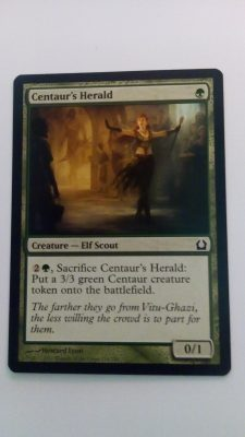 Centaur's Herald (Return to Ravnica) Magic the Gathering (MTG)