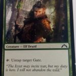 Greenside Watcher (Gatecrash) Magic the Gathering (MTG)