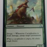 Cacophodon (Rivals of Ixalan) Magic the Gathering (MTG)