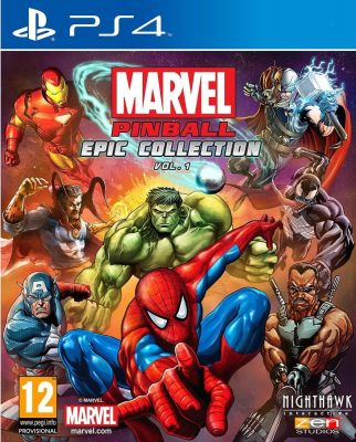 Marvel Pinball Epic Collection Vol.1 (PS4)